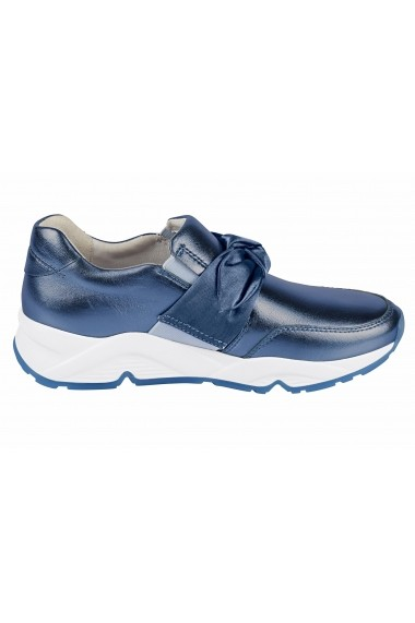 Pantofi sport casual Gabor Comfort 98564600 albastru