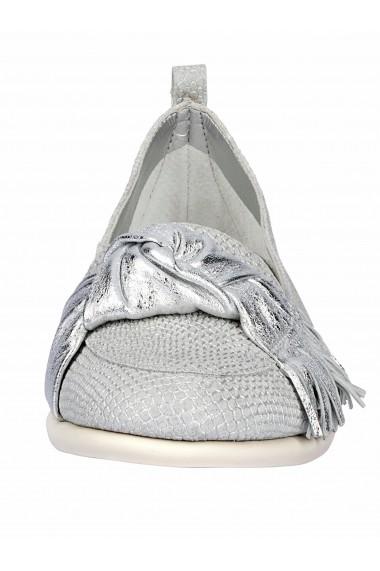 Espadrile Flexx 48456516 argintiu