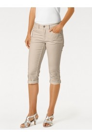 Pantaloni heine CASUAL 071033 bej - els