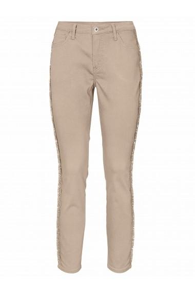 Pantaloni mignona 024538 heine CASUAL bej
