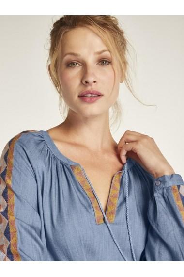 Rochie heine CASUAL 74062425 albastra
