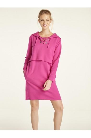 Rochie heine CASUAL 84561318 roz