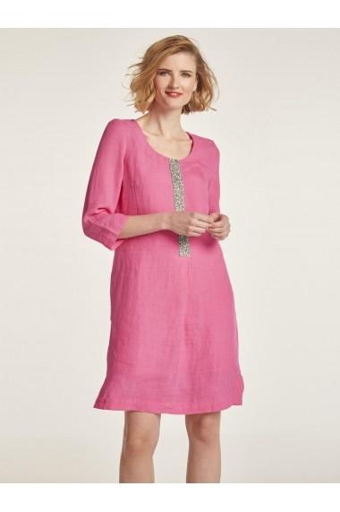 Rochie heine CASUAL 71043535 roz