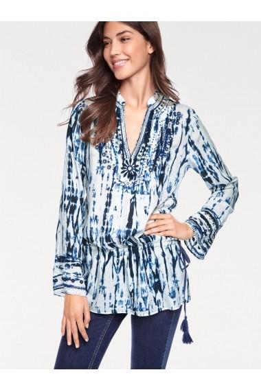 Bluza heine CASUAL 28581740 albastru