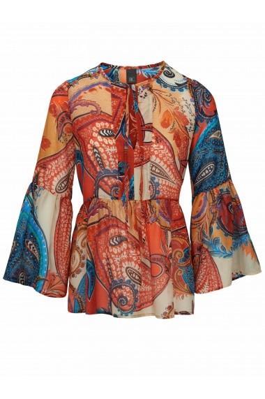 Bluza heine CASUAL 79023433 multicolor - els