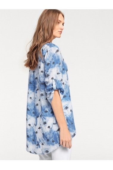 Bluza heine CASUAL 079417 albastru