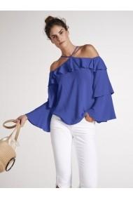 Bluza heine CASUAL 23849608 albastra