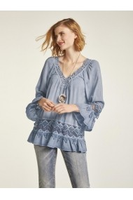 Bluza heine CASUAL 31325764 albastra