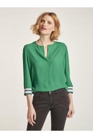 Bluza heine CASUAL 69256418 Verde - els