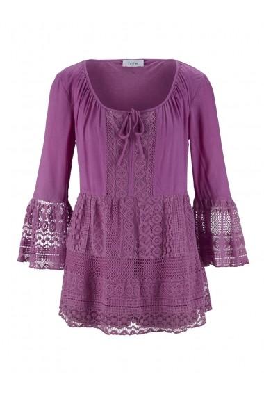 Bluza heine CASUAL 72554444 Mov