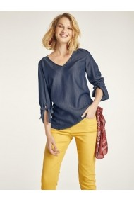 Bluza heine CASUAL 85299906 albastra - els