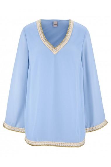 Bluza heine CASUAL 94051210 albastra