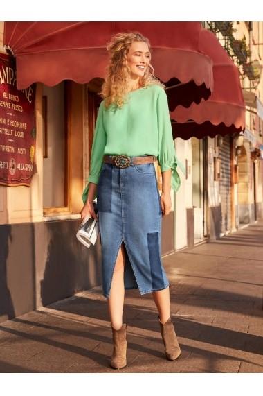Bluza heine CASUAL 28526962 Verde