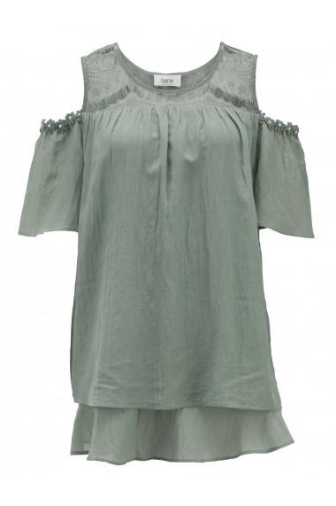 Bluza heine CASUAL 81425857 Verde