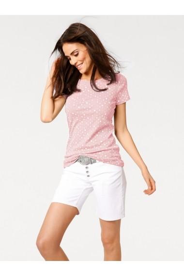 Bluza heine CASUAL 023326 roz