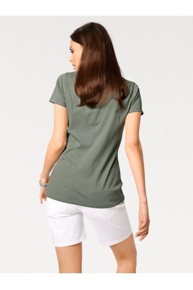 Bluza heine CASUAL 047668 verde