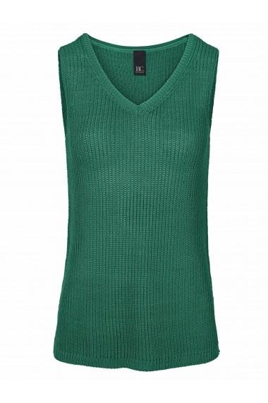 Set cardigan si top heine CASUAL 040457 verde