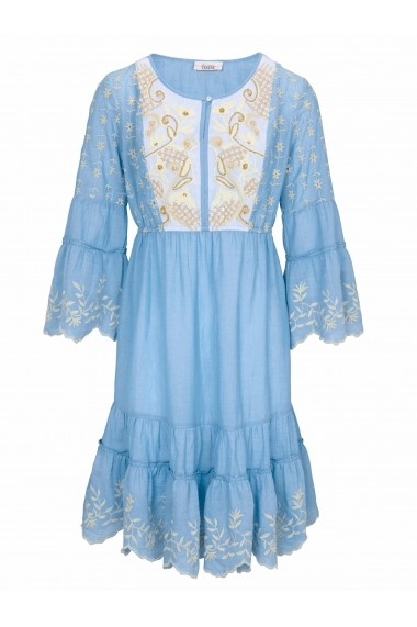 Rochie heine CASUAL 041950 albastru - els
