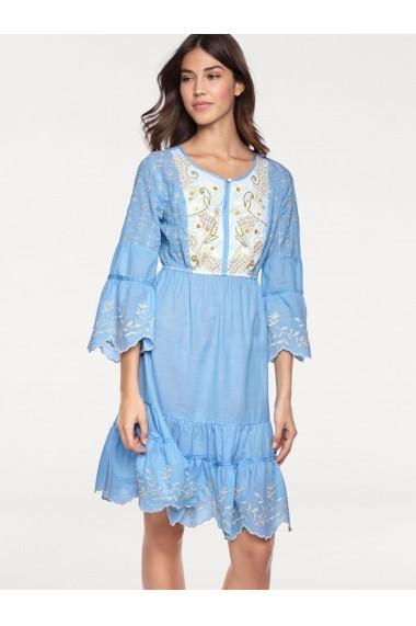 Rochie heine CASUAL 041950 albastru