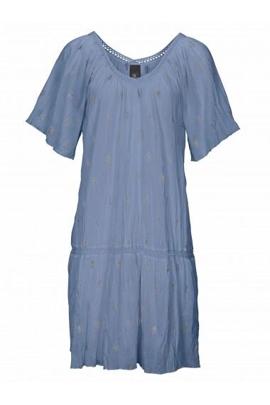 Rochie heine CASUAL 071247 albastru