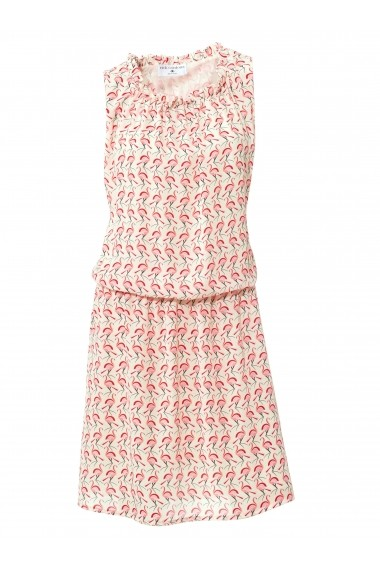 Rochie de zi heine CASUAL 138778 rosu