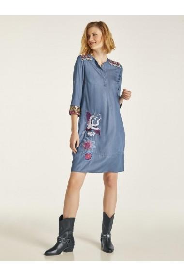 Rochie heine CASUAL 25002626 albastra