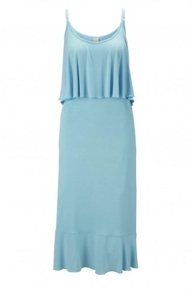 Rochie heine CASUAL 43530827 albastra