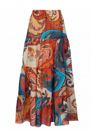Fusta heine CASUAL 71707520 multicolor