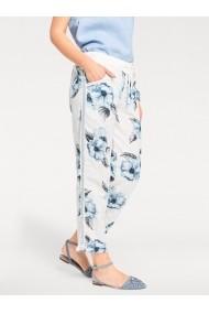 Pantaloni heine CASUAL 99555423 albastru