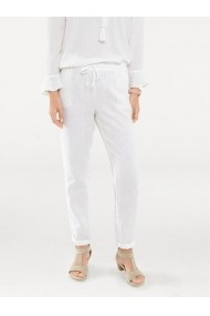 Pantaloni heine CASUAL 006520 alb