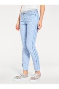 Pantaloni heine CASUAL 99363334 albastru