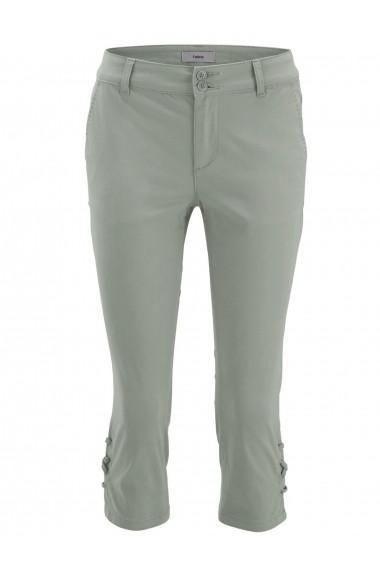 Pantaloni heine CASUAL 87496638 Verde