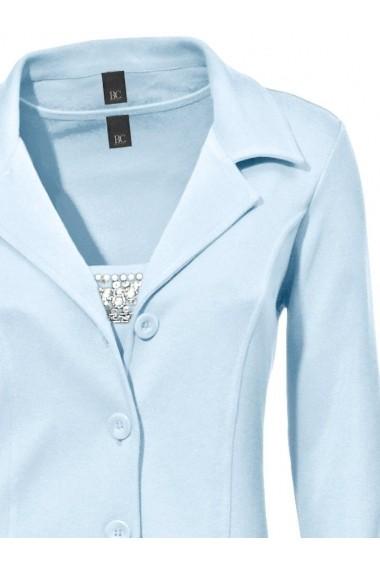 Set taior si top heine CASUAL 168056 Bleu