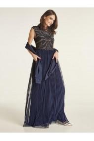 Rochie de seara pentru mignone heine TIMELESS HNE-54152269 albastra