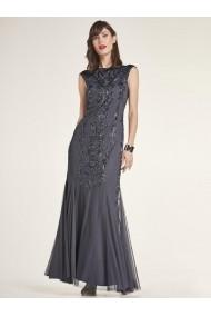 Вечерна рокля heine TIMELESS 81464409 сиво