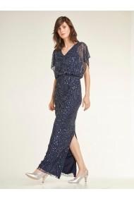 Rochie de seara pentru mignone heine TIMELESS HNE-58904840 albastra