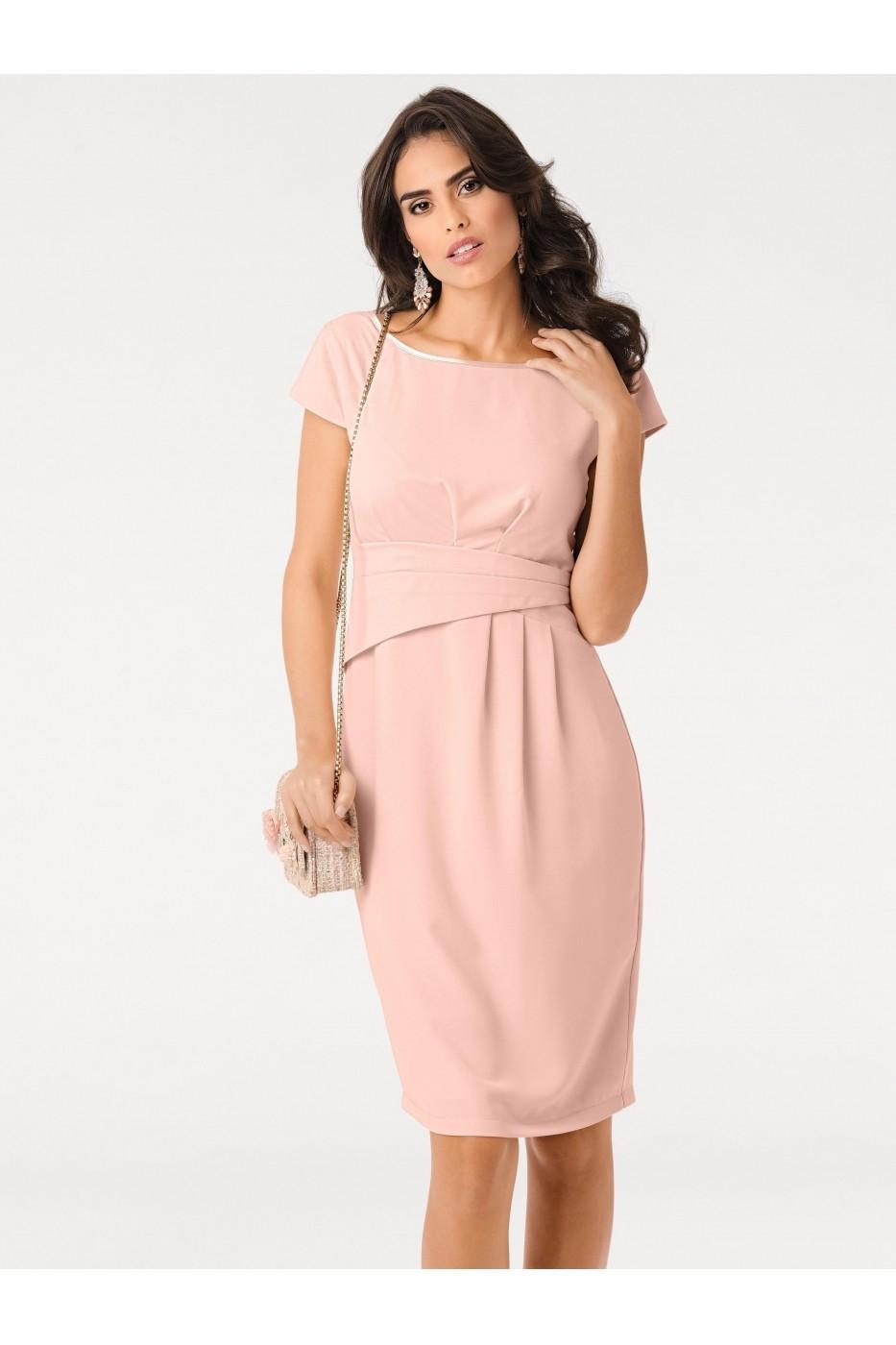 c145849ab4 Estélyi ruha heine TIMELESS 5022 Rózsaszín - FashionUP!