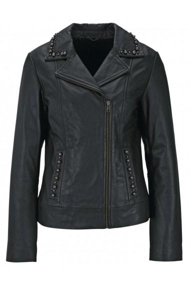 Jacheta din piele heine STYLE 17645233 Neagra