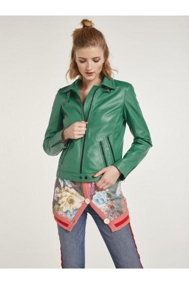 Jacheta din piele heine STYLE 67499557 Verde