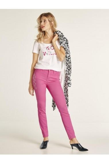 Jeansi pentru mignone heine STYLE HNE-91068249 roz