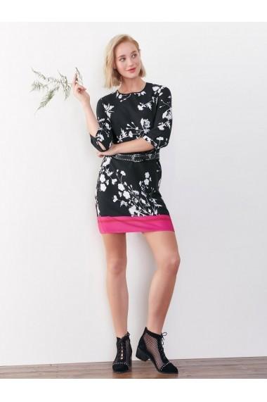 Rochie scurta heine STYLE 21668000 Florala - els