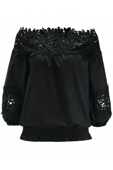 Bluza heine STYLE 33985730 Neagra