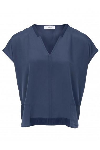 Bluza heine STYLE 74183022 Bleumarin