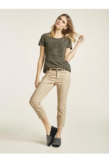 Pantaloni 3/4 heine STYLE 75868025 Bej