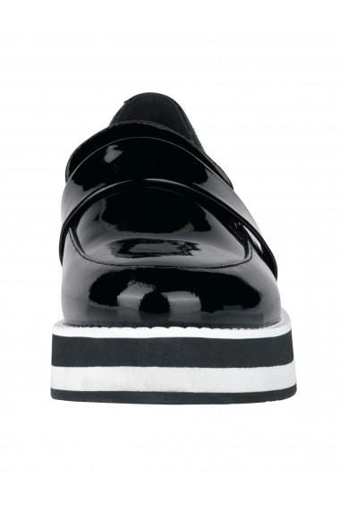 Pantofi Heine 87640415 negru