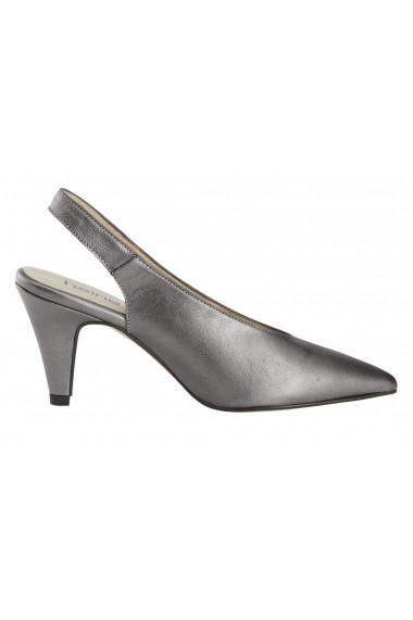 Pantofi cu toc Heine 15989632 Gri