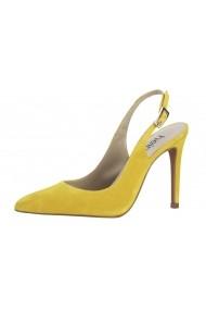 Pantofi cu toc Heine 17087510 Galben