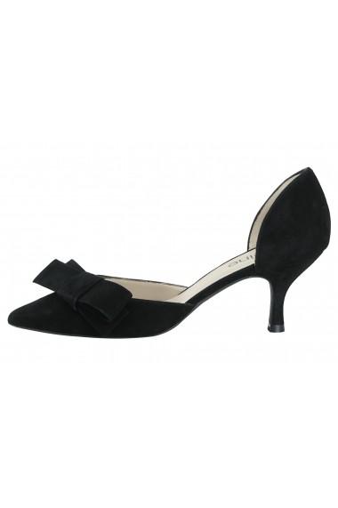 Pantofi cu toc Heine 22433916 Negru