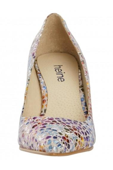 Pantofi cu toc Heine 26267766 Multicolor