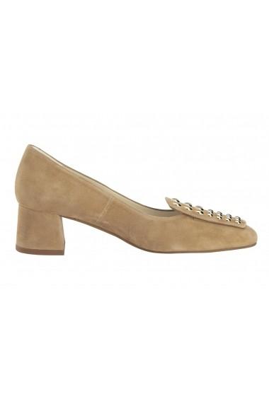 Pantofi cu toc Heine 68383264 Bej
